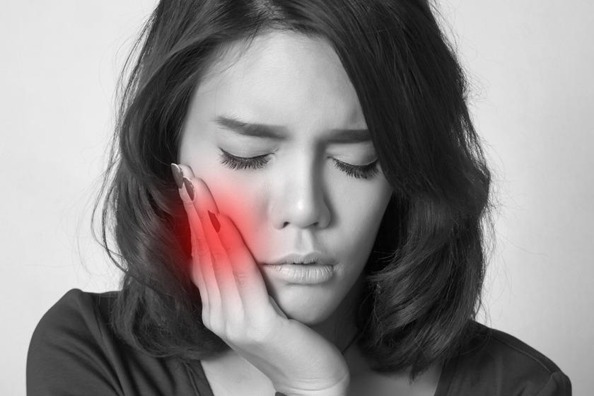 nervo dente dolore