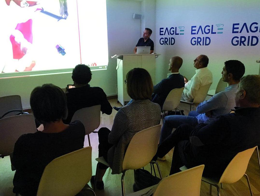 Eaglegrid | La sala conferenze | La nuova implantologia dentale universale
