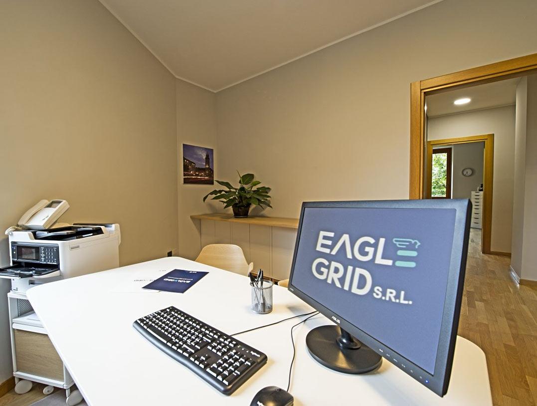 Eaglegrid | Interni della nostra sede | La nuova implantologia dentale universale